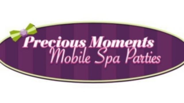 Precious Moments Mobile Spa Parties