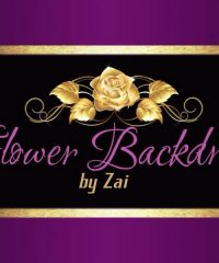 Flower Backdrops By Zai